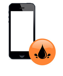 iPhone 6 Waterschade Behandeling