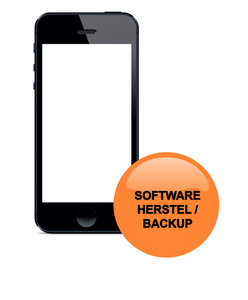 iPhone 5s Software Herstel / Backup
